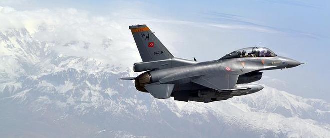 Kuzey Iraka hava harekatı! 8 PKKlı terörist etkisiz hale getirildi