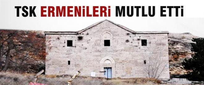 TSK'dan Ermenilere müjde