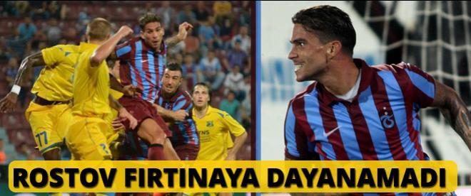 Trabzonspor 2 - 0 Rostov