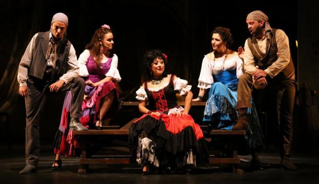 Carmen operası, ANTDOBda