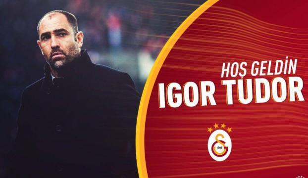 Galatasaray, Tudoru borsaya bildirdi