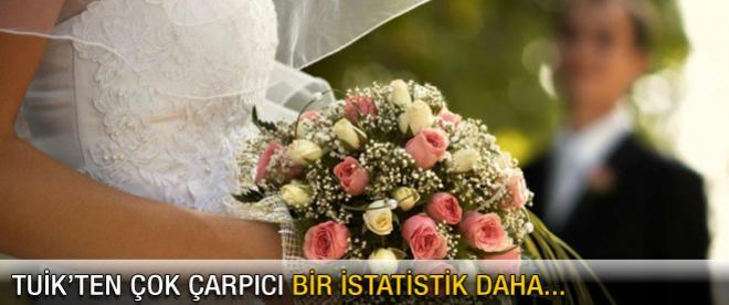TUİK'ten çok çarpıcı bir istatistik daha...