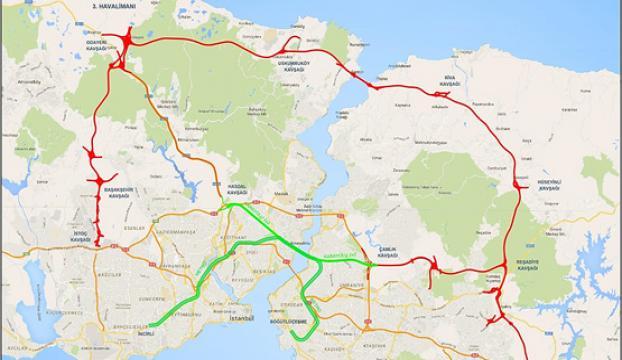 Büyük İstanbul Tüneli ihalesine 4 firmadan teklif