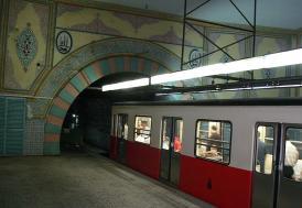 Tarihi Karaköy Tüneli 143 yaşında