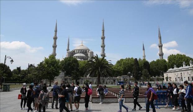 Türkiye Alman turistlerin en fazla tercih ettiği ülkeler arasında