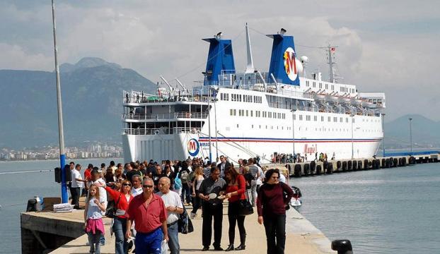İsrail ile ilişkilerde normalleşme turist sayısına yansıdı