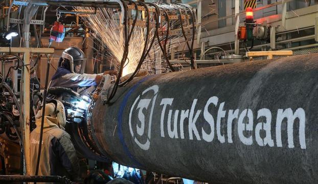 TürkAkımda ilk gaz sevkiyatı 31 Aralıkta
