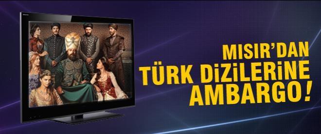 Mısır'da Türk dizileri yayından kaldırıldı