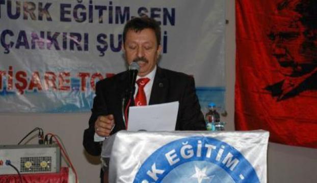 Türk Eğitim-Sen Çankırı Şubesi: Mescid-i Aksa saldırısının hesabı sorulmalı