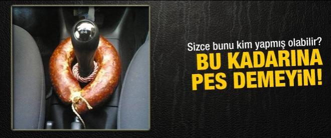 Türk insanından akıl almaz manzaralar!