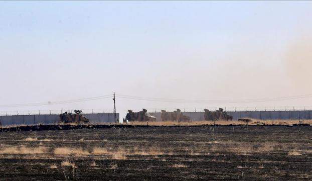 Türk ve Rus askerleri Fıratın doğusunda 9uncu kara devriyesini tamamladı