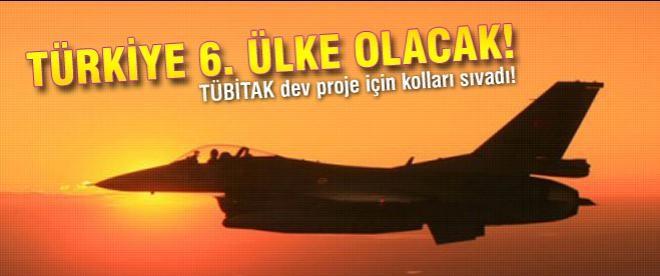 Türkiye dünyada bunu üreten 6. ülke olacak