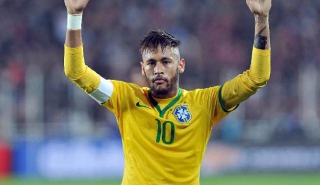 Türk taraftalarının Neymar sevgisi