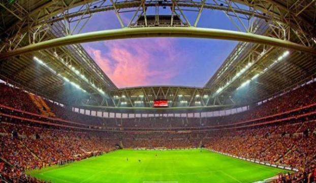 Türk Telekom Stadının zemini yenileniyor