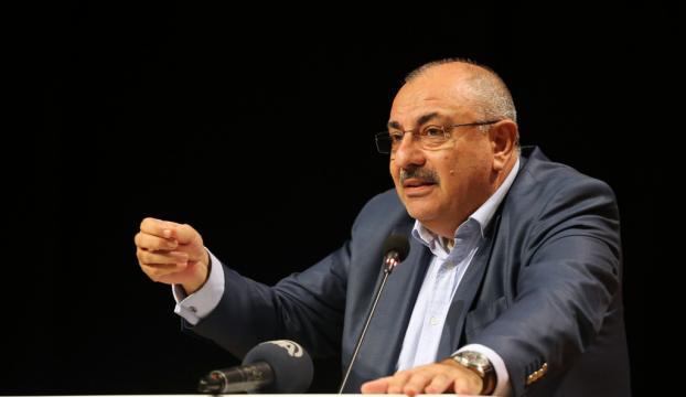 """Türkeş: """"Ele güvenen yarı yolda kalır"""""""
