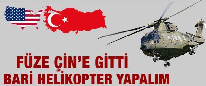 Türkiye ABD'li Sikorsky ile ortaklık yapacak