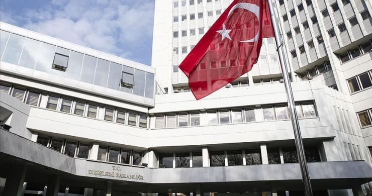 Türkiye'den ABD'ye rapor tepkisi