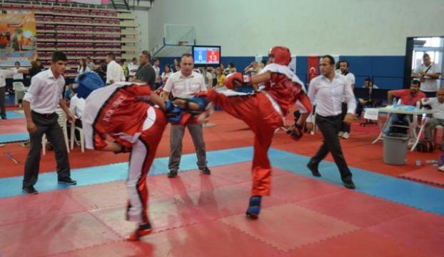 Kick boksta 14 madalya