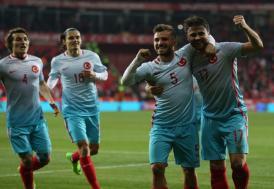 Milliler, Yeni Eskişehir stadında Moldova'yı 3 golle geçti!