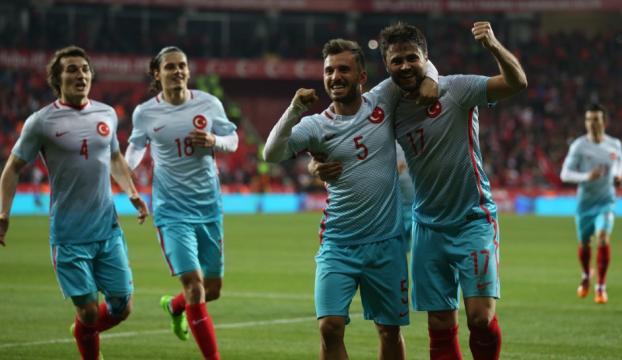Milliler, Yeni Eskişehir stadında Moldovayı 3 golle geçti!