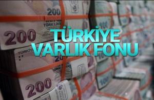 Türkiye Varlık Fonunda önemli değişiklik
