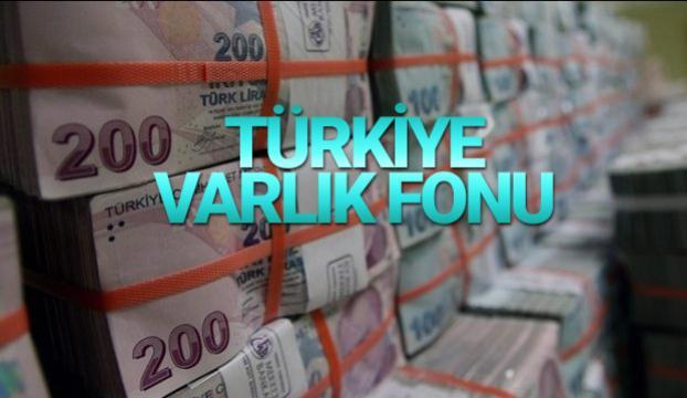 Ziraat Bankası, PTT ve birçok şirket Türkiye Varlık Fonuna aktarıldı