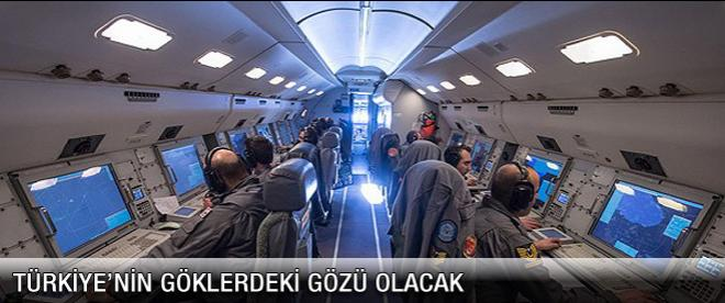 Türkiye'nin göklerdeki gözü