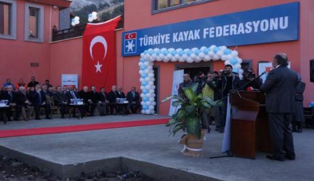 """""""Türkiyeye kayakla yaz turizmi kadar döviz kazandırabiliriz"""""""