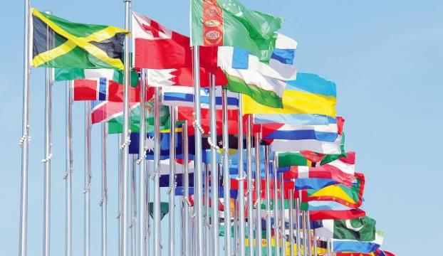 Türkiyede görev yapan diplomat sayısı açıklandı