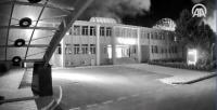 Turksat'ın bombalanmasının yeni görüntüleri ortaya çıktı