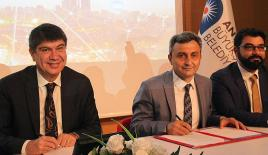 Antalya'da 'Akıllı Kent Uygulaması' protokolü imzalandı