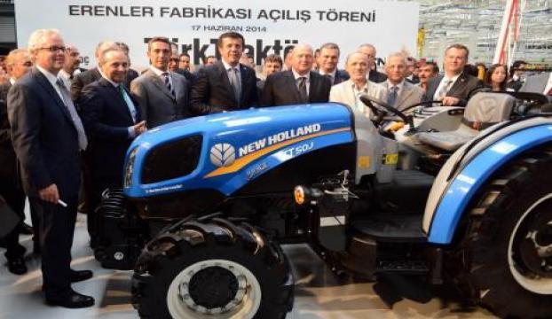 TürkTraktör, 2016yı rekorla kapattı