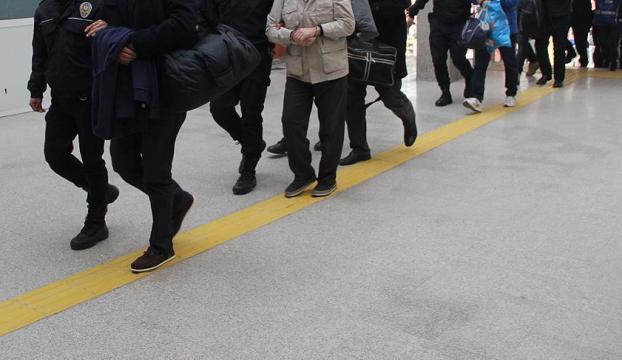 FETÖ şüphelisi 40 polis tutuklandı