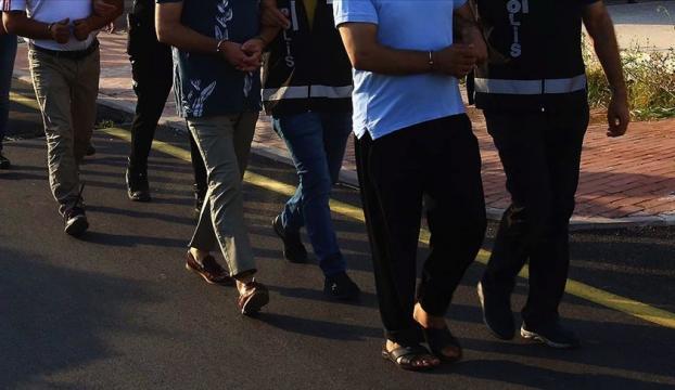 FETÖnün jandarma mahrem yapılanmasına yönelik operasyonda 14 zanlı gözaltına alındı