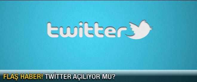 Twitter açılıyor mu?