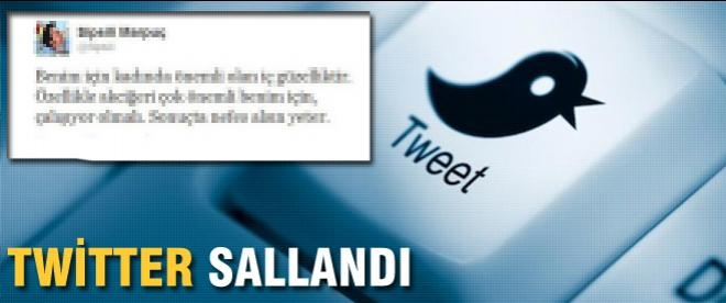 Twitter sallandı