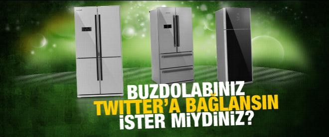 Twitter'a beyaz eşyalarla bağlan!