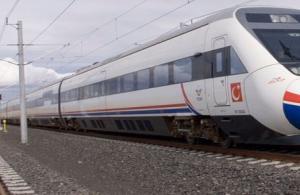 İnegöl'e hızlı tren müjdesi!
