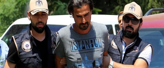 Aranan FETÖ sanığı Antalyada yakalandı