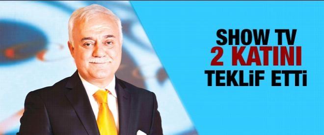Nihat Hatipoğlu Show TV'nin teklifini reddetti