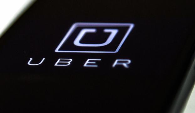 """Taksicilerden """"Uber"""" tepkisi"""