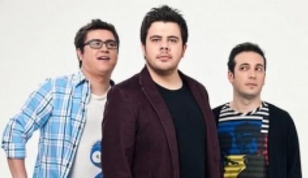 Üç Adamdan kargo reklamı!