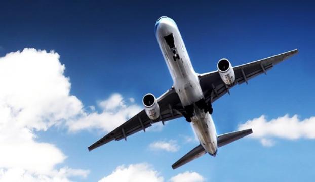 2 yolcu uçağı iniş yapamadı