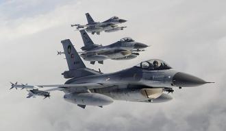 Nevşehir'de askeri uçak düştü: 1 şehit