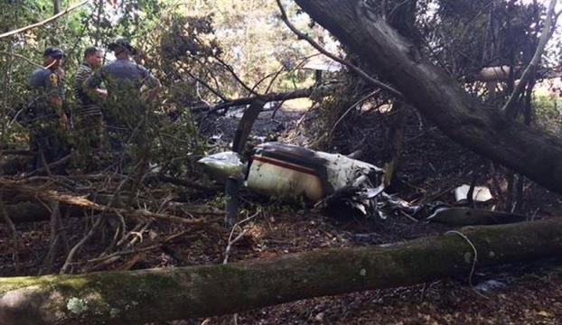 ABDde uçak kazası: 6 ölü