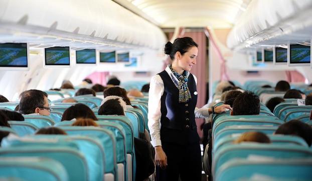 Uçaklarda elektronik eşya yasağı kaldırıldı