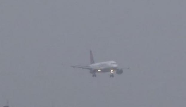Uçakların lodosla imtihanı