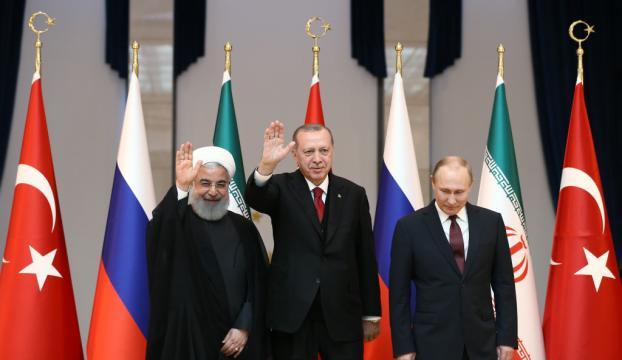 Putin, Üçlü Zirve sonrası konuştu