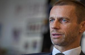UEFA Başkanı Ceferin'den Trump'a uyarı