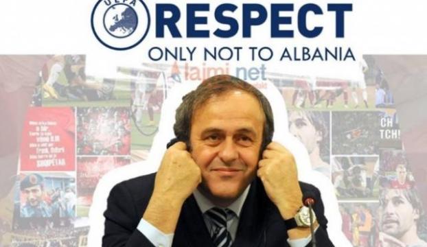 UEFA kararına büyük tepki!